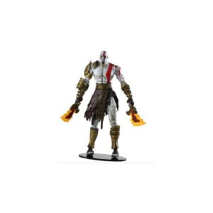 Figura de Kratos de GOD OF WAR