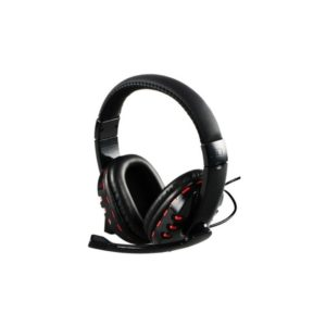 Auricular con microfono para Play Station y PC