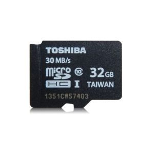 Tarjeta Micro SD High Speed 32GB Clase 10