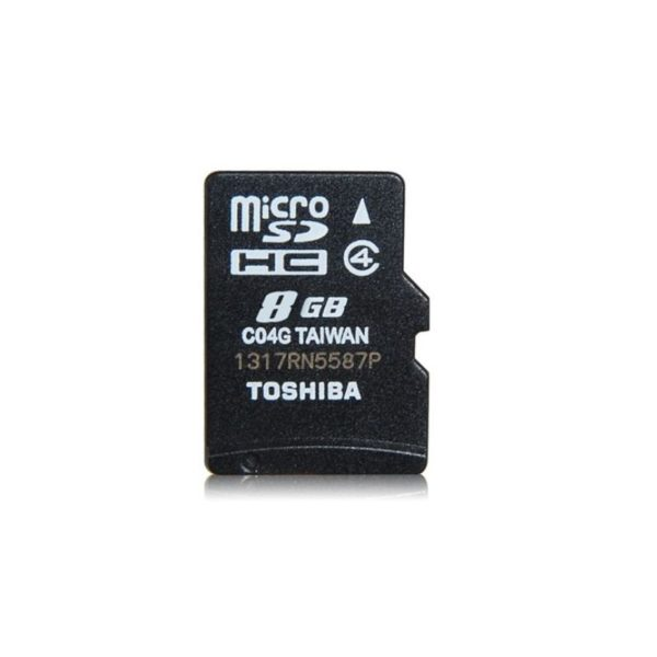 Tarjeta Micro SD High Speed 8GB