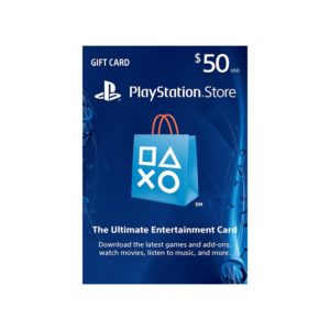 PSN Card $50 USD